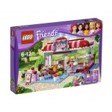 3061 Lego Friends Parkcafe