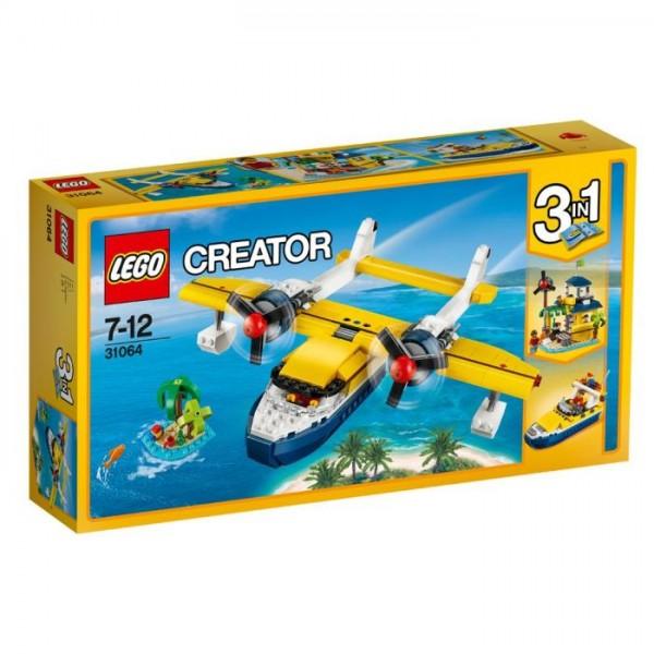 31064 Lego Creator - Eiland Avonturen