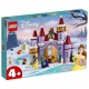 43180 Lego Disney Belle's Kasteel Winterfeest