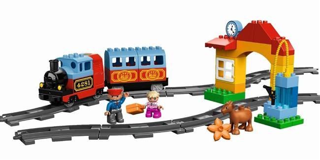 10507 Lego Duplo Mijn eerste treinset