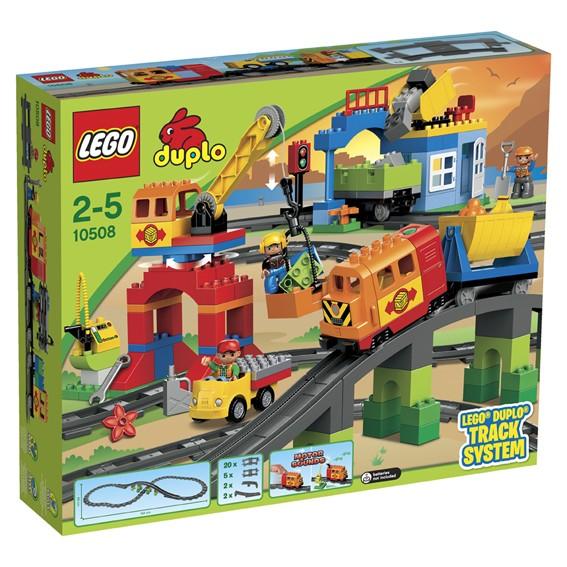 10508 Lego Duplo Luxe Treinset