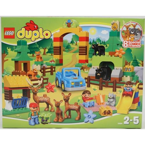 10584 Lego Duplo Het Grote Bos