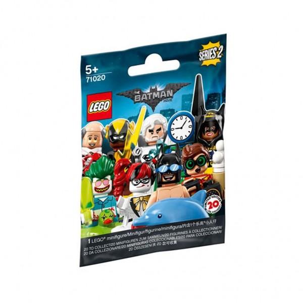 71020 Lego Mini Figuren 2018