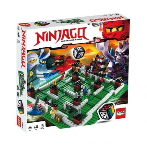 Vergroot 3856 LEGO Spellen Ninjago