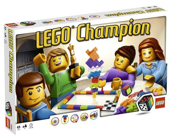 Lego Championary 3861 -