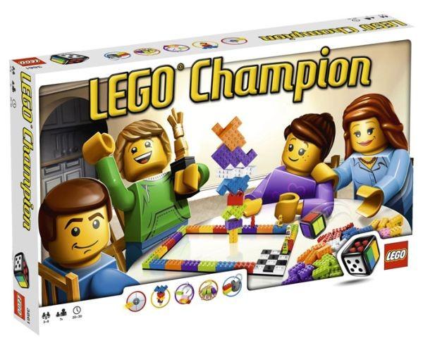 3861 Lego Spellen Championary