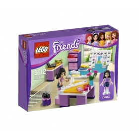 3936 Lego Friends Emmas ontwerpstudio