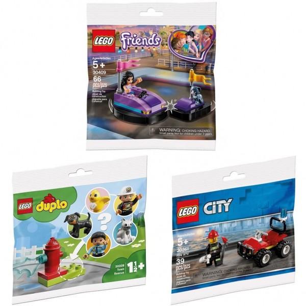 Lego zakje