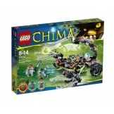 70132 Lego Chima Scorm Scorpion Stinger