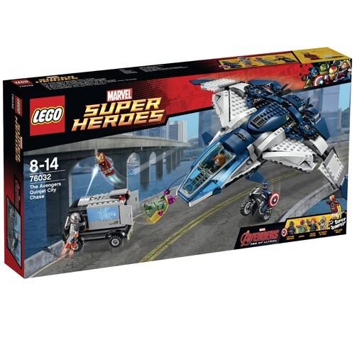76032 lego super heroes avengers