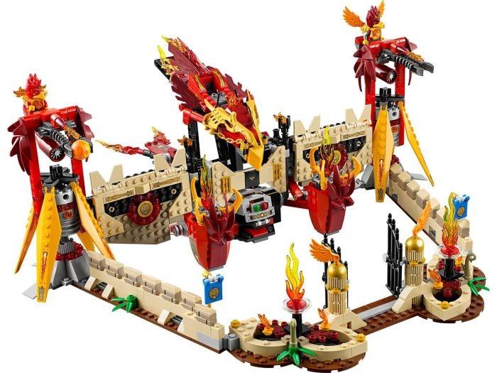 70146 lego chima phoenix vuurtempel - Image de lego chima ...