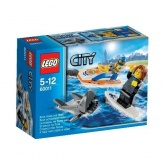 60011 Lego City Surfer Redding
