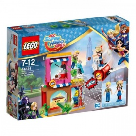 41231 Lego Super Hero Girls - Harley Quinn To The Rescue