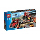 60027 Lego Monstertruck Transporter