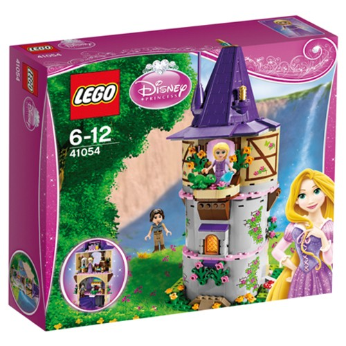 41054 Lego Disney Princess Rapunzel's Toren van Creativiteit Lego