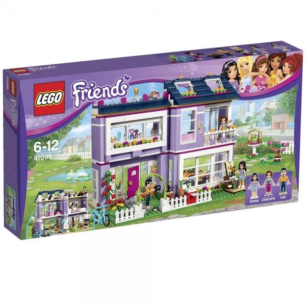 41095 Lego Friends Emma's Huis