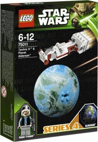 Lees Meer... : 75011 Lego Star Wars Tantive IV en Alderaan