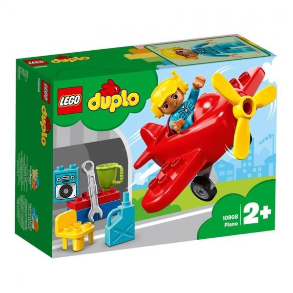 10908 Lego Duplo Mijn Eigen Stad Vliegtuig
