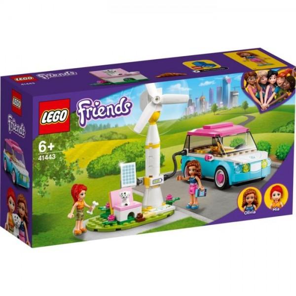 41443 Lego Friends Olivia's Electric Car