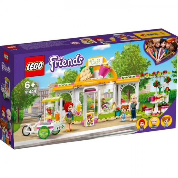 41444 Lego Friends Heartlake City Organic Café