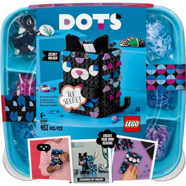 41924 LEGO Dots Secret Holder