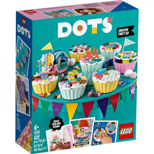 41926 Lego Dots Creatieve Feestkit