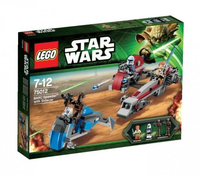 Lees Meer... : 75012 Lego Star Wars Barc Speeder