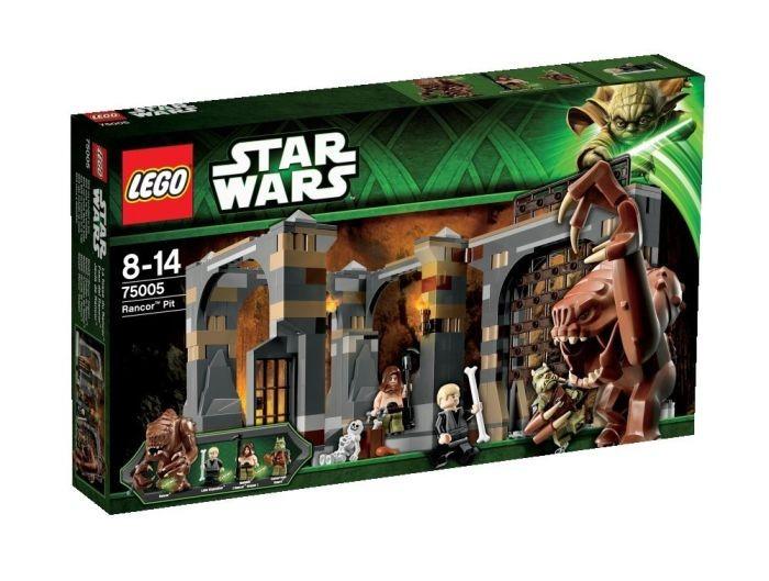 Lees Meer... : 75005 Lego Star Wars Rancor Pit