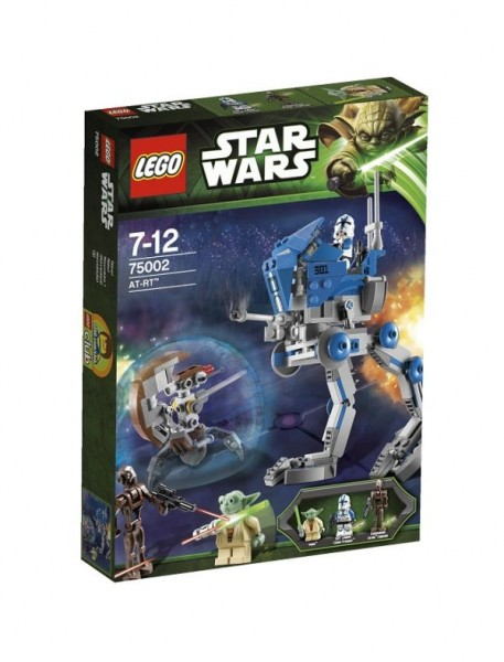 Lees Meer... : 75002 Lego Star Wars AT RT