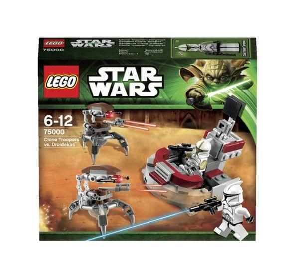 Lees Meer... : 75000 Lego Star Wars Clone Trooper