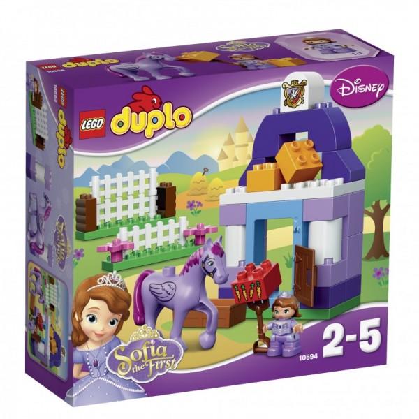 10594 Lego Duplo Sofia Het Prinsesje Koninklijke Paardenstal