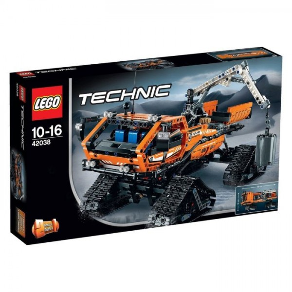 42038 Lego Technic Noordpool Truck