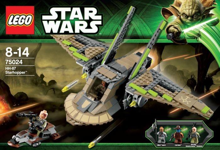75024 Lego Star Wars - HH-87 Starhopper Lego