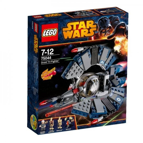 75044 Lego Star Wars Droid Tri Fighter Lego
