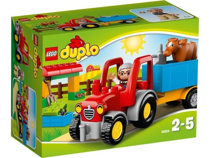 10524 lego Duplo Tractor