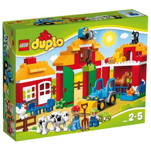 10525 Lego Duplo Ville Grote Boerderij