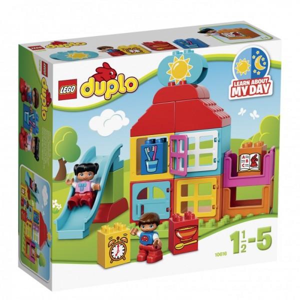 10616 Lego Duplo Eerste Speelhuis