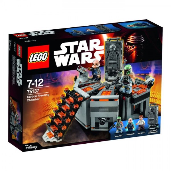 75137 Lego Star Wars Carbon Vriesruimte