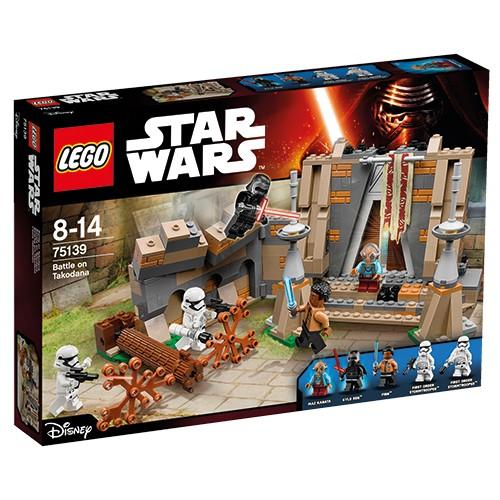 75139 Lego Star Wars Slag om Takodana