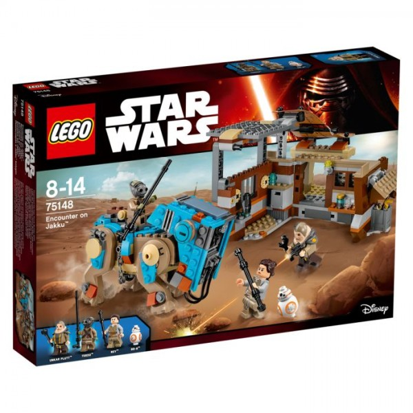 75148 Lego Star Wars Ontmoeting op Jakku