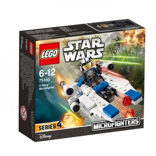 75160 Lego Star Wars – U-Wing Microfighter