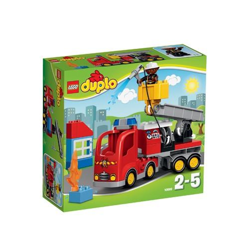 10592 Lego Duplo Brandweertruck