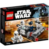 75166 Lego Star Wars First Order Transport Speeder Battle Pack