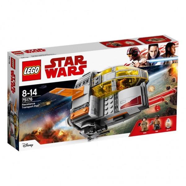 75176 Lego Star Wars Resistance Transport Pod