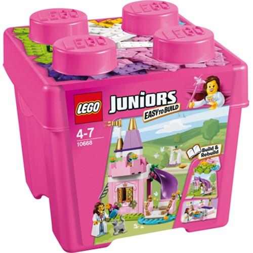 10668 Lego Juniors Prinses Kasteel Lego