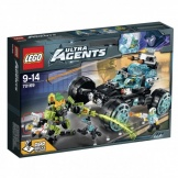 70169 lego agents stealth patrouille