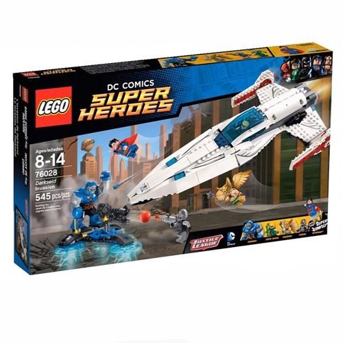 76028 lego super heroes darkseid invasion