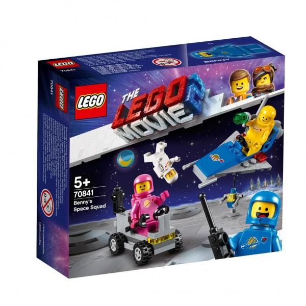 Bennys Ruimteteam Lego 70841