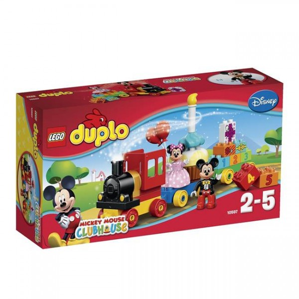 10597 Lego Duplo Mickey's Verjaardagsoptocht