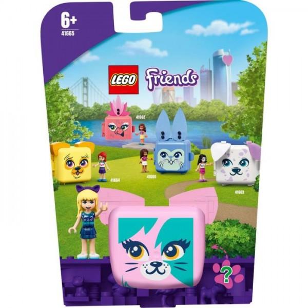 41665 Lego Friends Stephanie's Cat Cube
